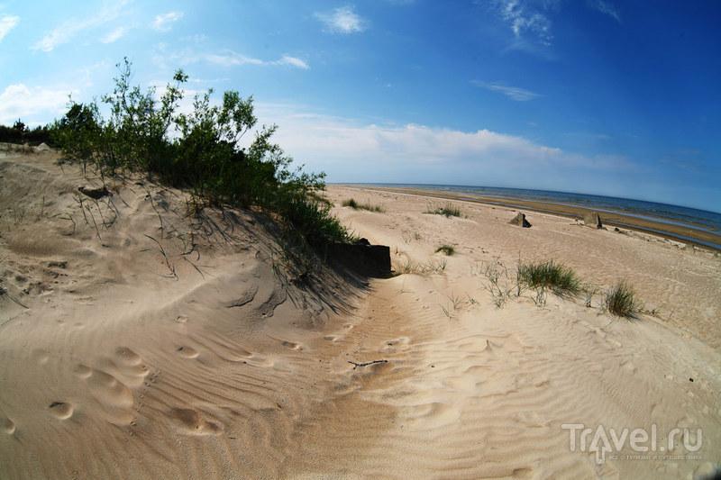 Путешествия по Прибалтике. Мыс Колка (Латвия) / Латвия