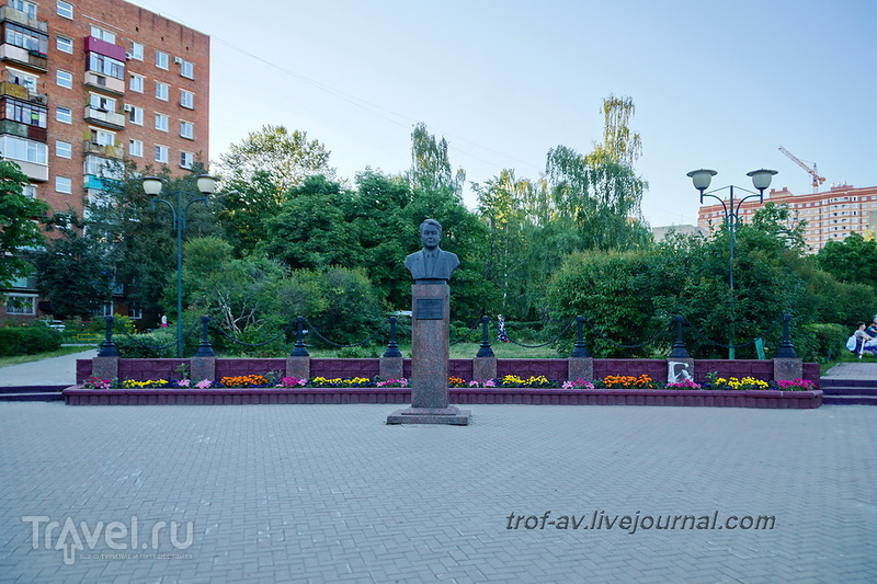 Дзержинский / Россия