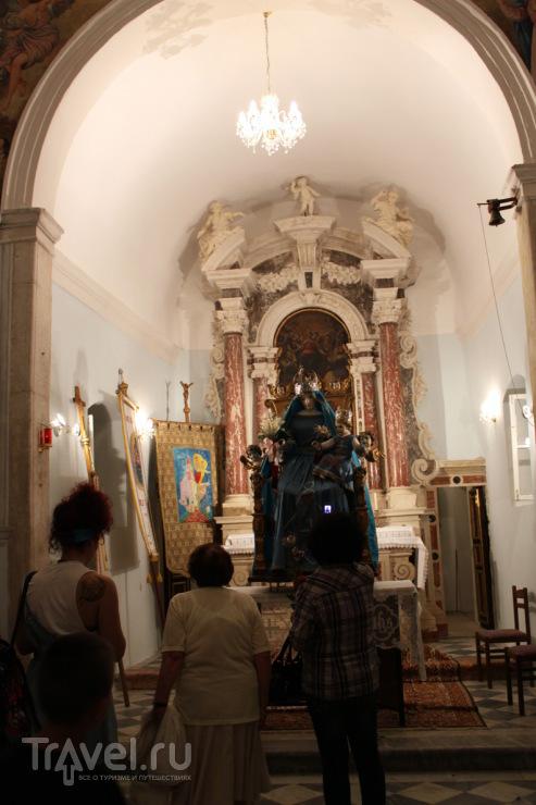 Трогир - праздник Девы с горы Кармель / Хорватия
