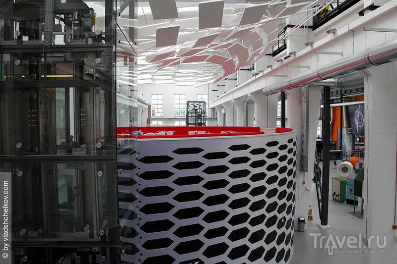 Научно-популярный центр - Техмания и 3D планетарий, Плзень / Фото из Чехии