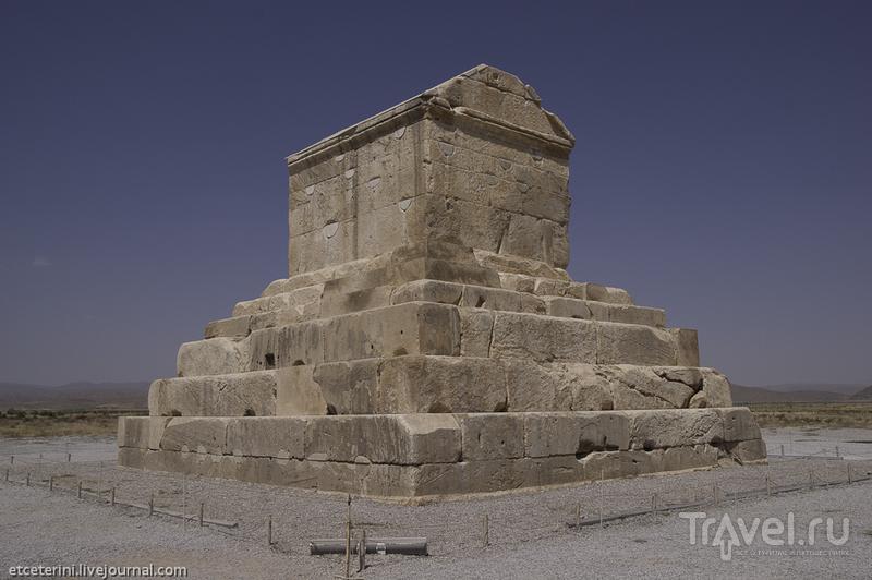 Персидские древности. Пасаргады / Иран