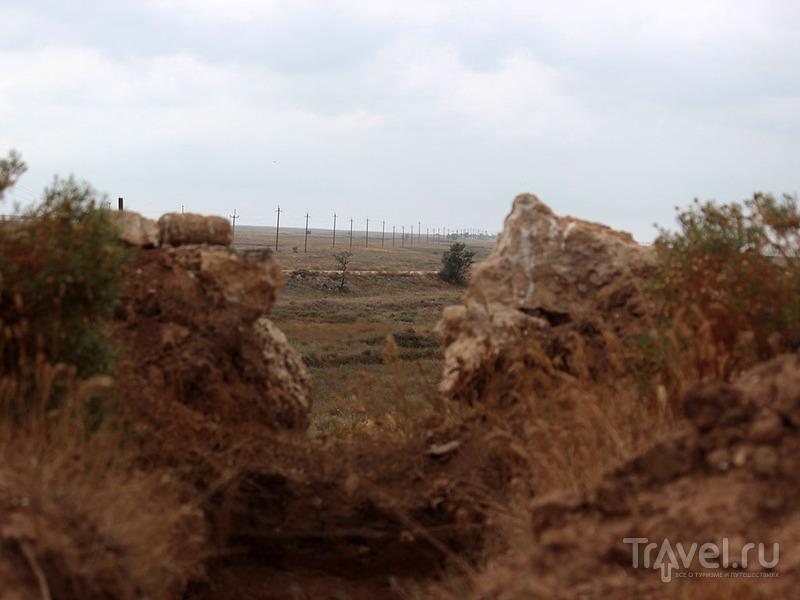 Ак-монайские позиции и Арабатская крепость / Россия