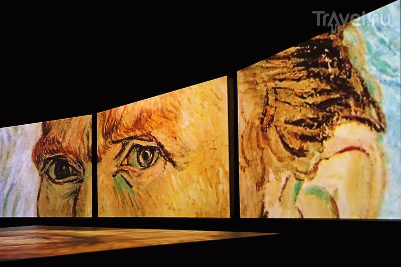 Van Gogh Alive. Ван Гог – Ожившие полотна / Россия