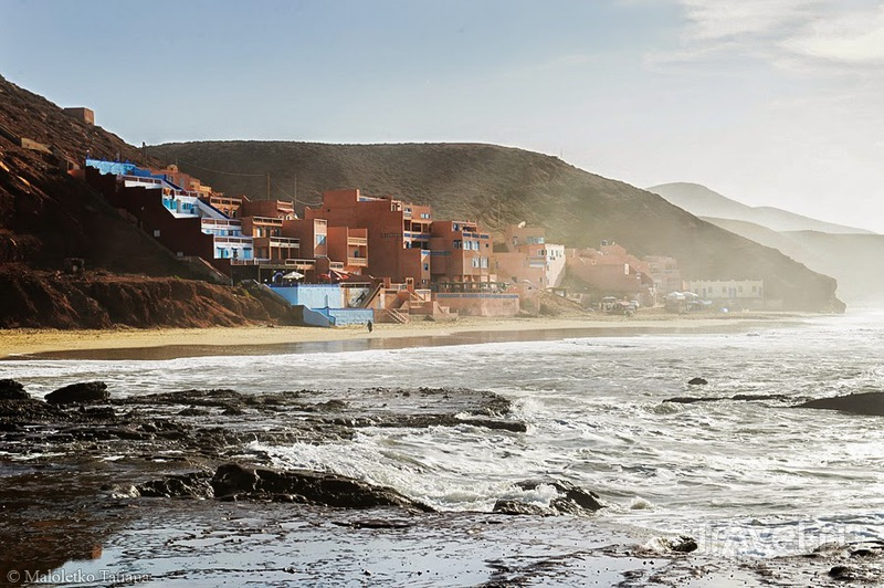 Пляж Легзира / Марокко