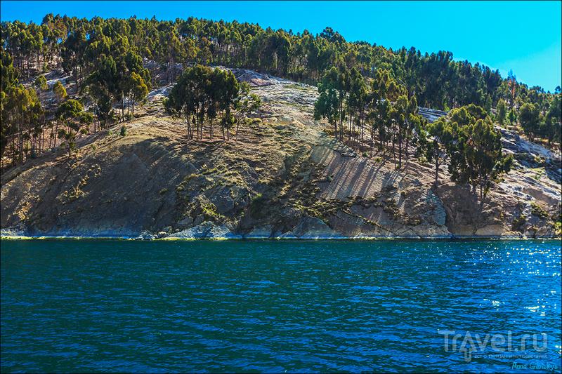 Остров Солнца - колыбель Инков / Боливия