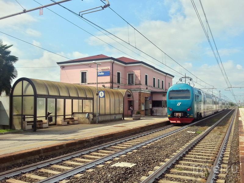 Поезда в Италии / Италия