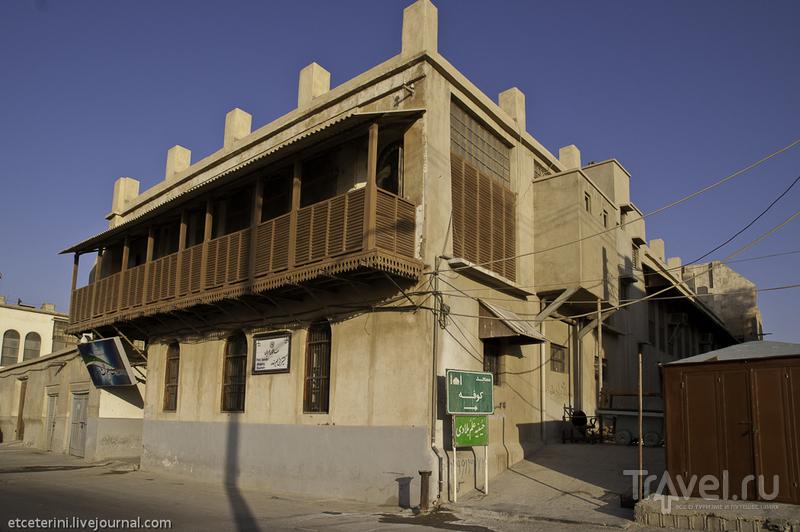 Бушир: город, порт и бандари / Иран