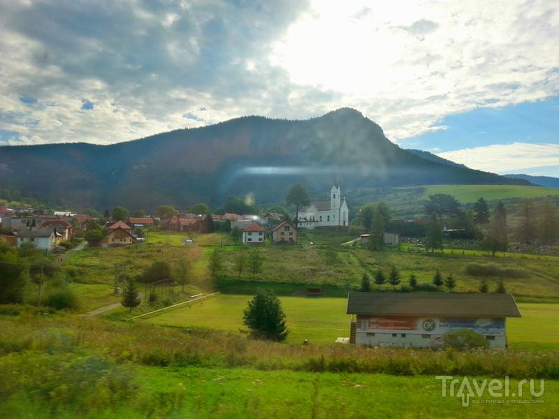 Словакия провинциальная / Словакия