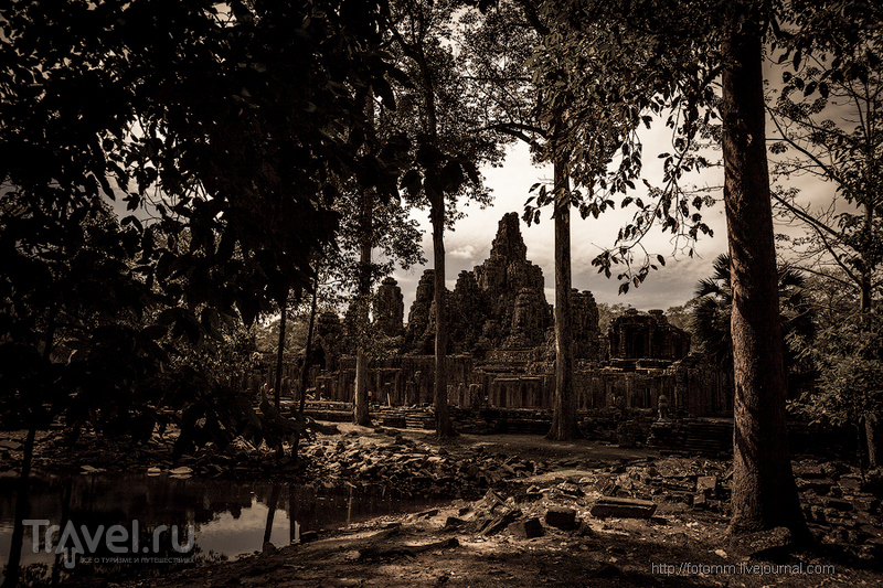 Камбоджа. Ангкор / Камбоджа