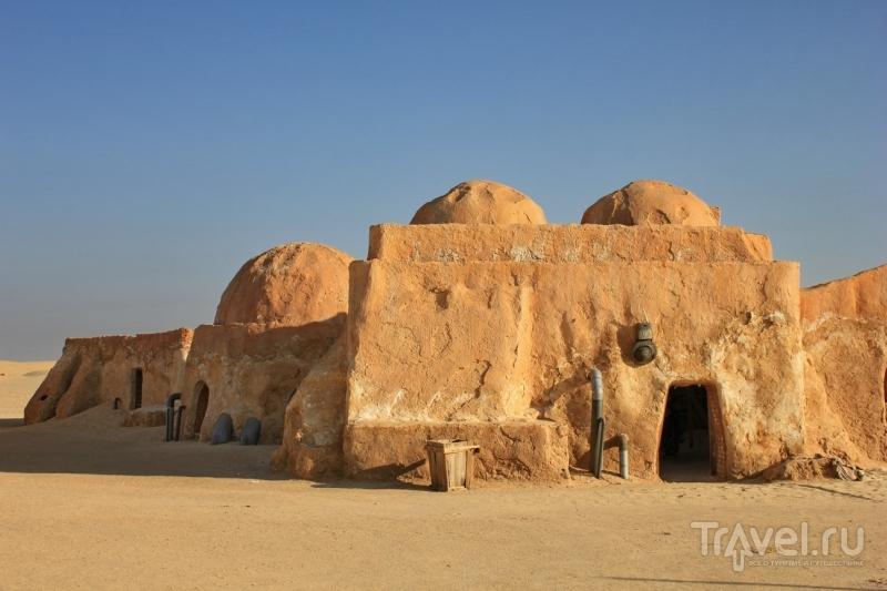 """Пустыня Сахара: Планета Татуин и """"Звездные Войны"""" / Фото из Туниса"""