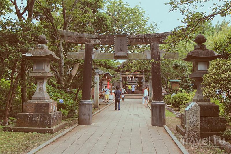 Эношима, Япония / Япония