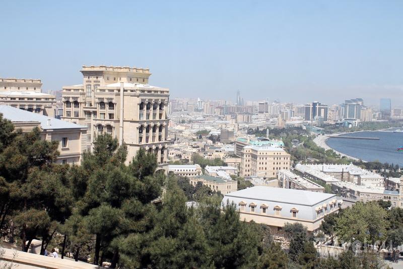 Баку. Город не для всех / Азербайджан