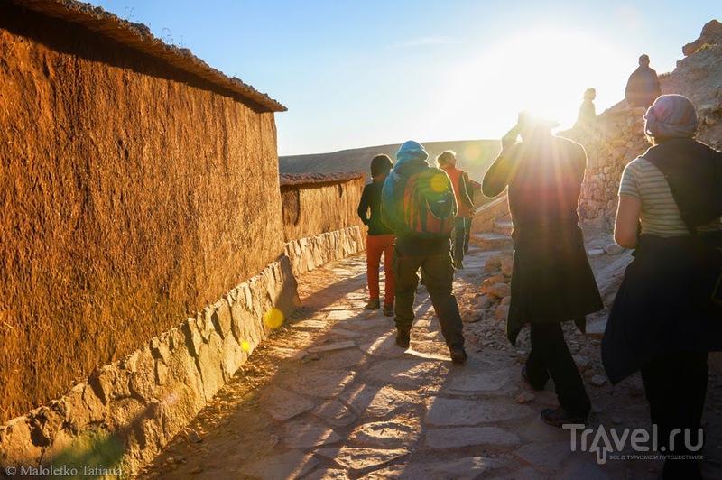 Марокко: Ксар Айт-Бен-Хадду / Фото из Марокко