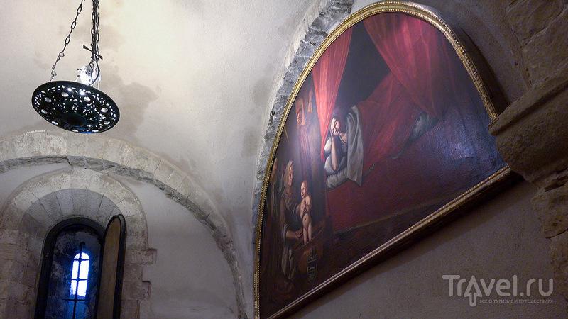 Собор во имя Святителя Николая в Бари. Крипта / Италия