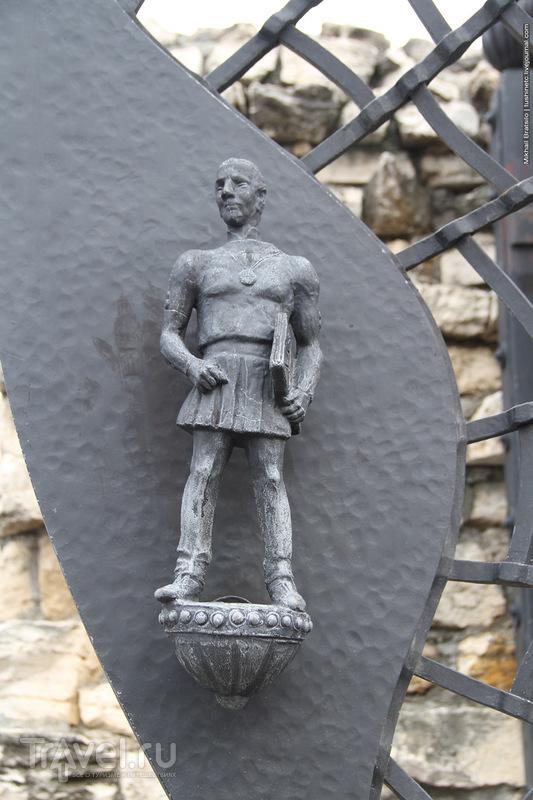 Будайский замок - Ворота Корвина. Смена караула. Фуникулёр Шикло / Венгрия