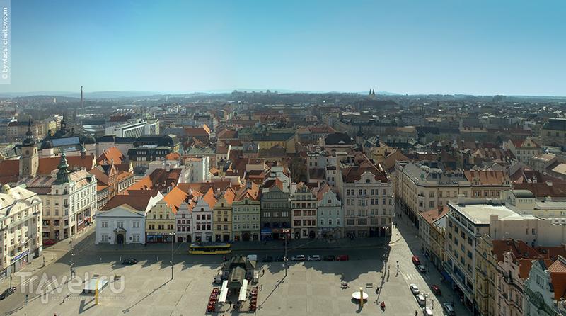 Пльзень на все 4 стороны / Чехия