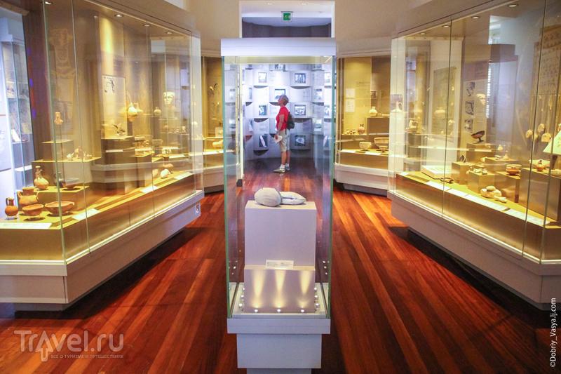 Кипр: музей Левентис в Никосии / Кипр