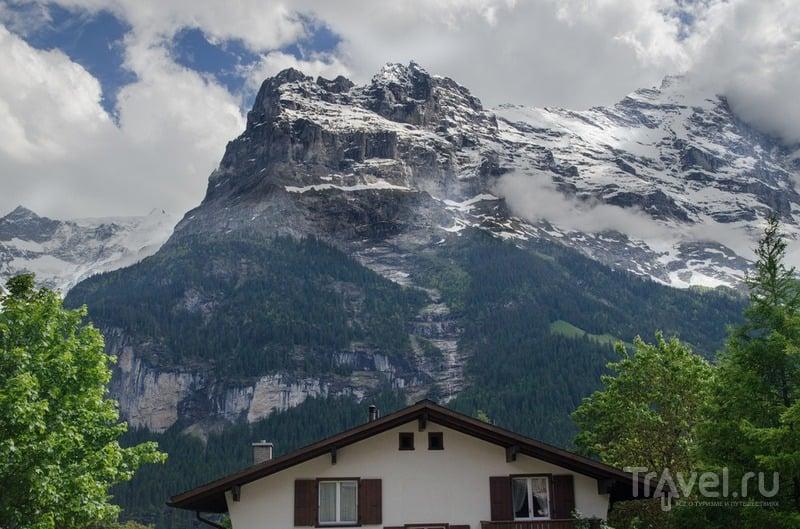 Швейцария: Гриндельвальд / Фото из Швейцарии