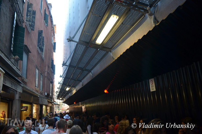 Переполох в Венеции / Италия