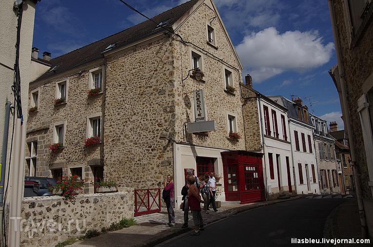 В долине Шеврёз / Франция