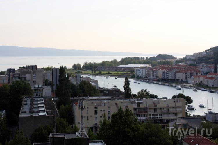 Омиш - башня Пеовица (Мирабела) / Хорватия