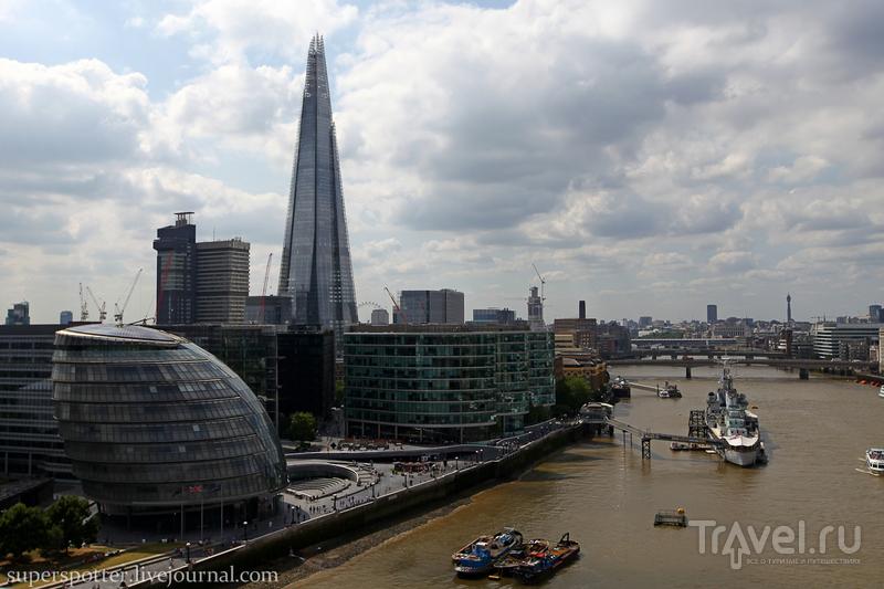 Лондон. Tower Bridge / Фото из Великобритании