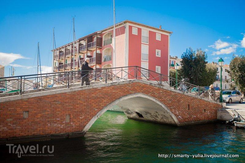 Порт Гримо (Grimaud Port): Венеция Лазурного берега / Фото из Франции