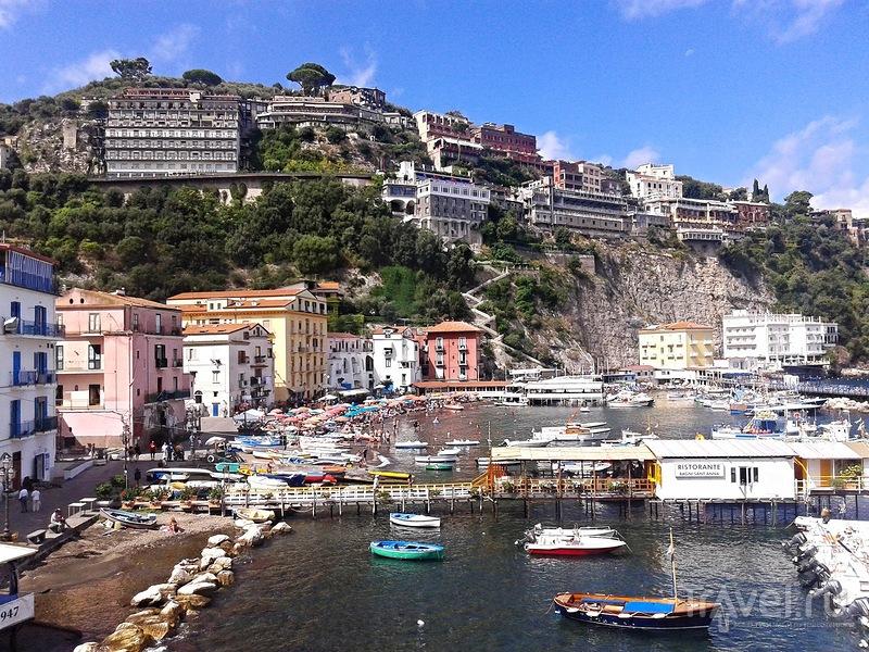Сорренто: маршруты, цены, впечатления / Италия
