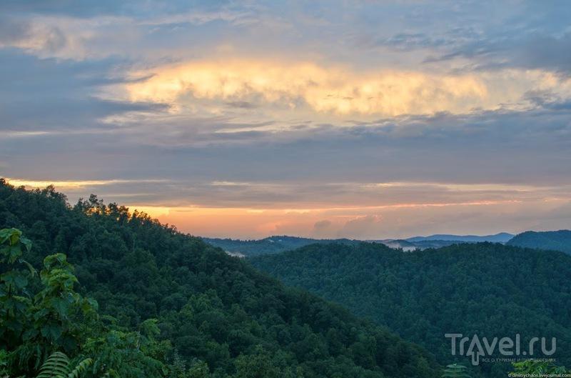 Чимни Рок, Северная Каролина / США