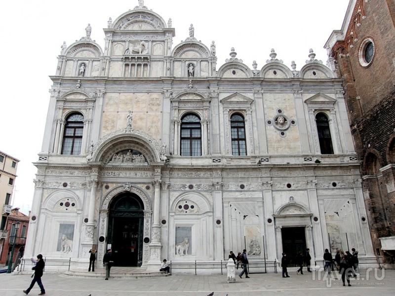 Венеция. Утро мессы / Италия