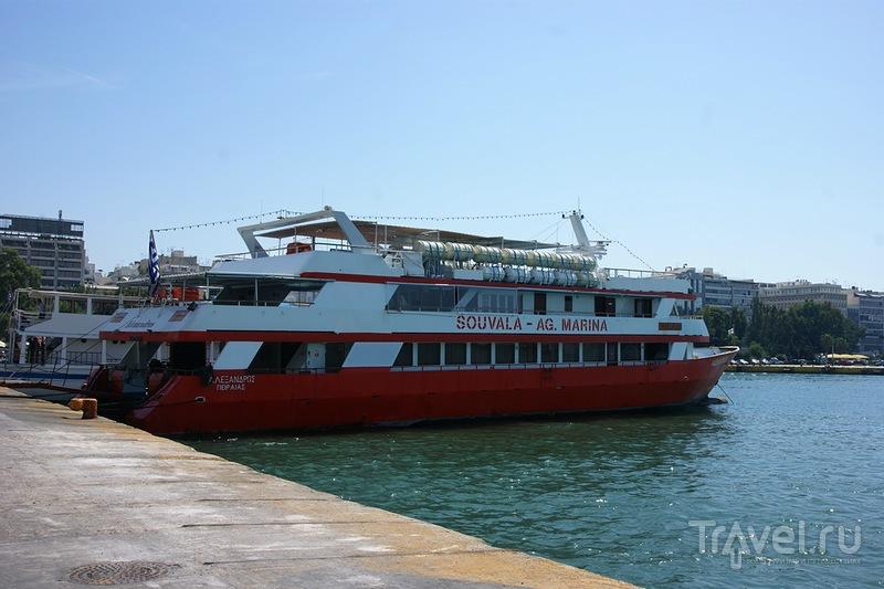 Порт Пирей / Греция