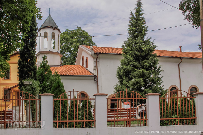 Варна/Одессос: прогулка по городу / Болгария