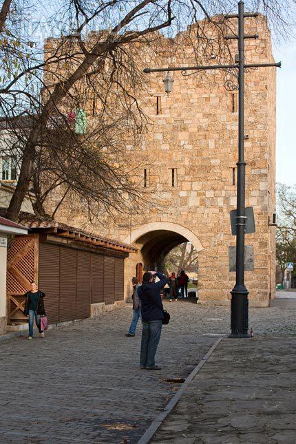 Ворота Одун Базар Къапусы