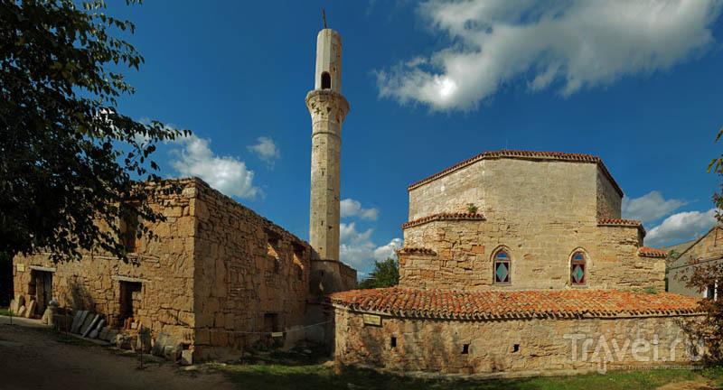 Памятник архитектуры Текие дервишей