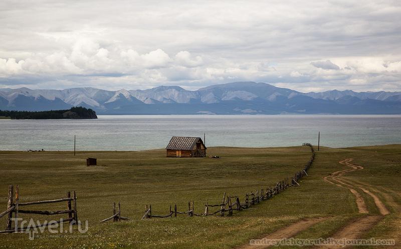 Озеро Хубсугул / Монголия