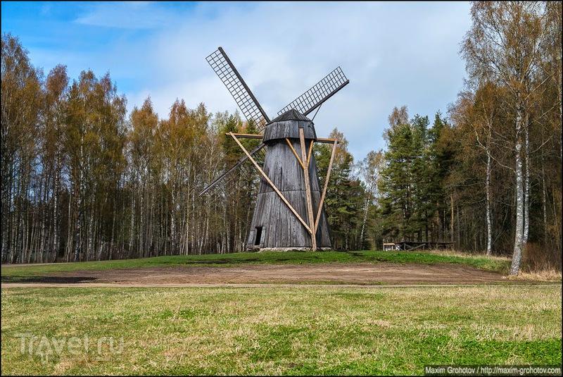 Эстонский этнографический музей / Эстония