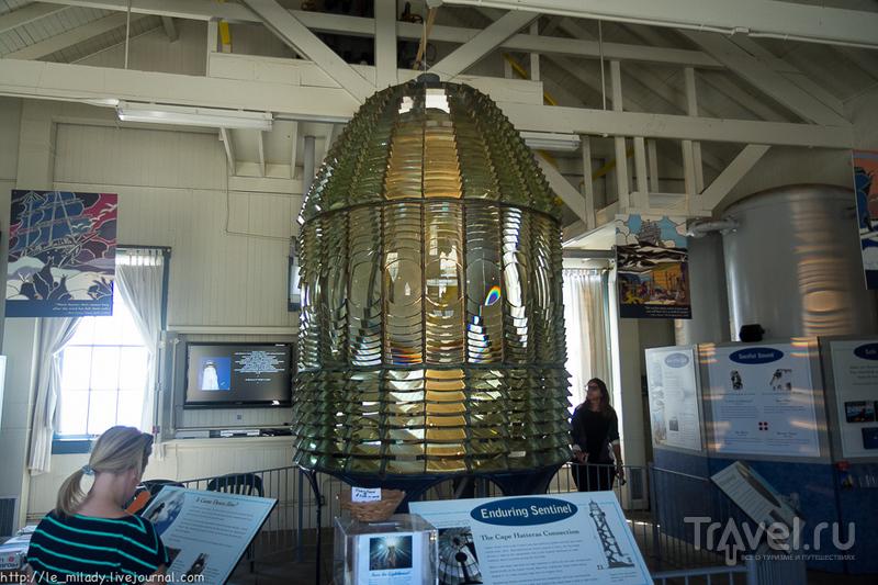 Самый высокий маяк на калифорнийском побережье Тихого океана / Фото из США