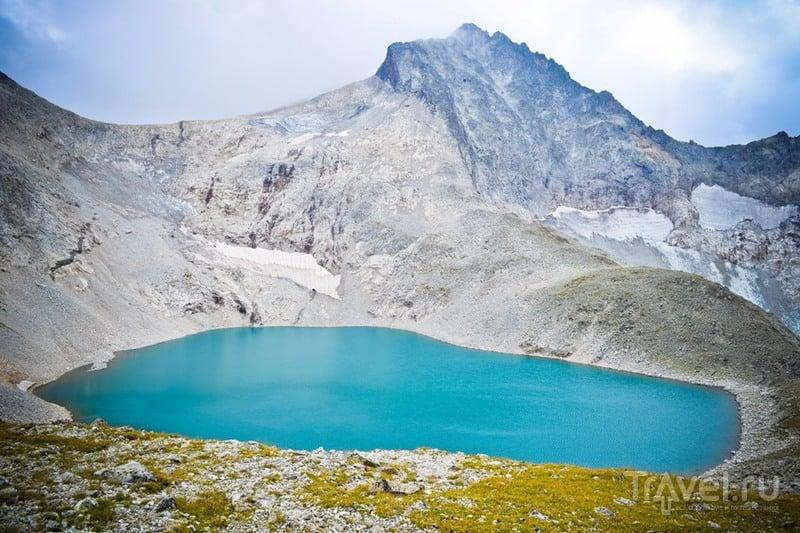 По тропе пяти озер / Фото из России
