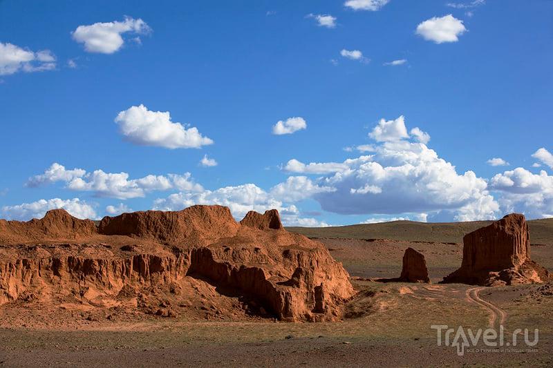 Урочище Баянзаг / Монголия