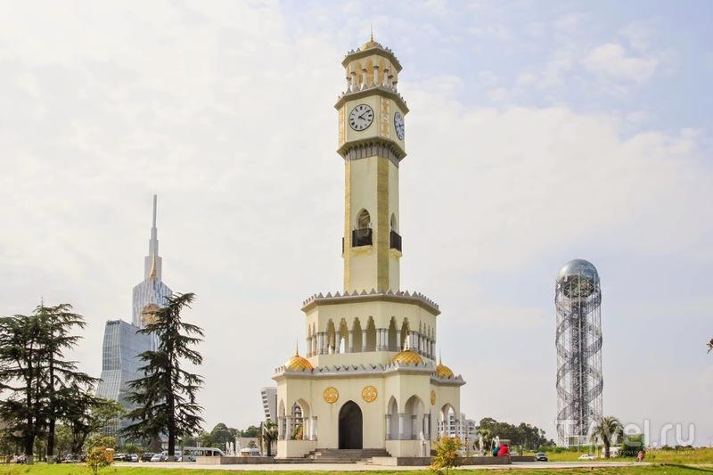 Главный грузинский курорт - Батуми / Фото из Грузии
