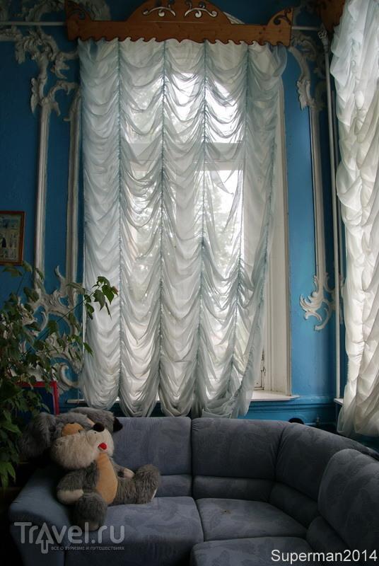 Село Великое - усадьба Локалова / Россия