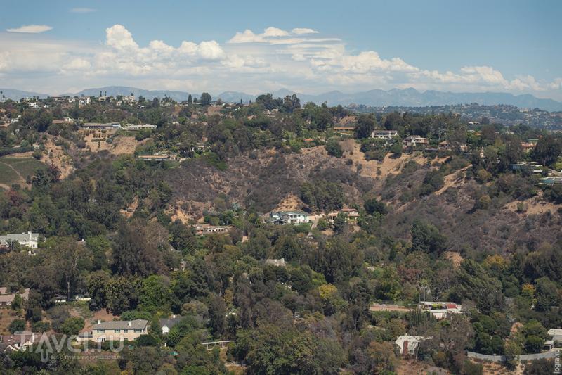 Там, где сбылась мечта Электроника: Музей Гетти в Лос-Анджелессе / Фото из США
