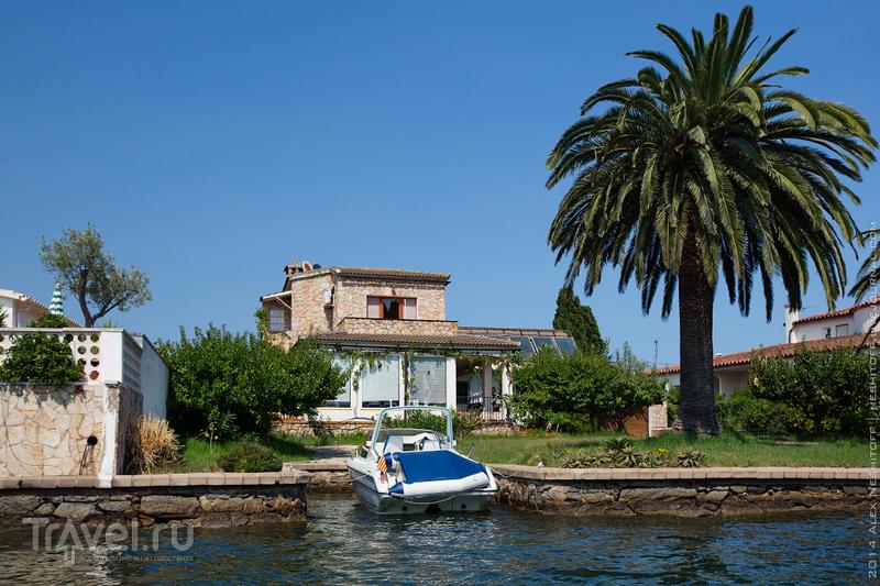 Испанская Венеция. Эмпуриабрава / Фото из Испании
