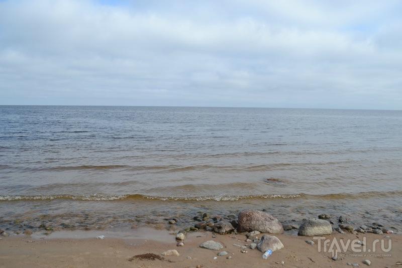 Ладожское озеро / Фото из России