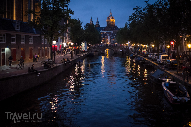 Про амстердамское ЭТО / Нидерланды