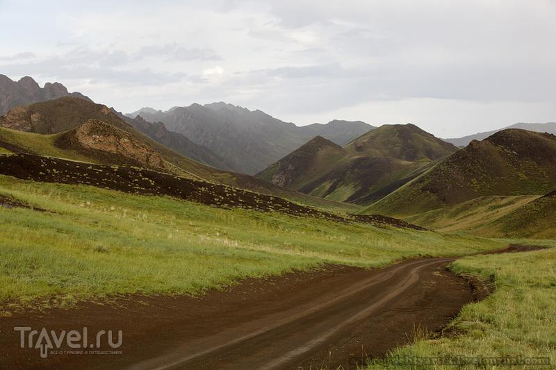 Ущелье Елын-ам / Монголия