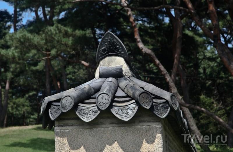 Путешествия по Корее: гробница короля Сечжона Великого (и Хёчжона) / Южная Корея