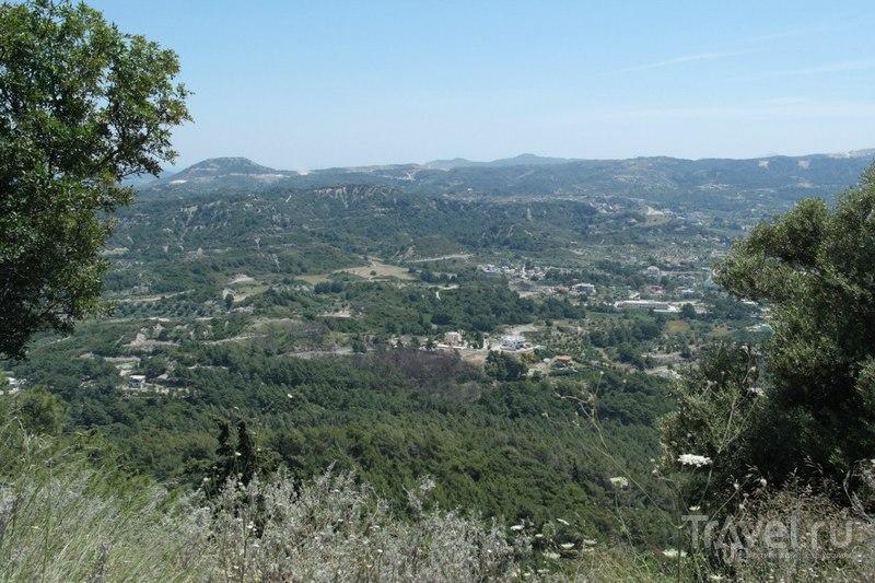 Родос, Греция - Гора Филеримос / Греция