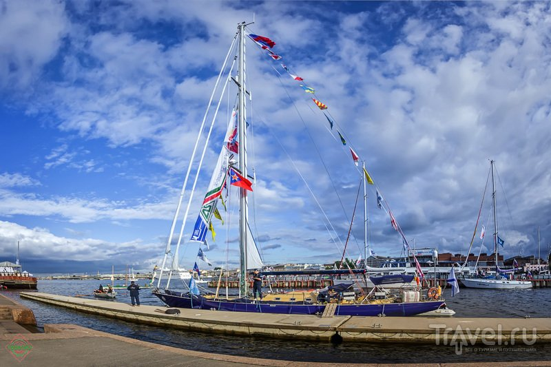 Первый Санкт-Петербургский международный морской фестиваль / Фото из России