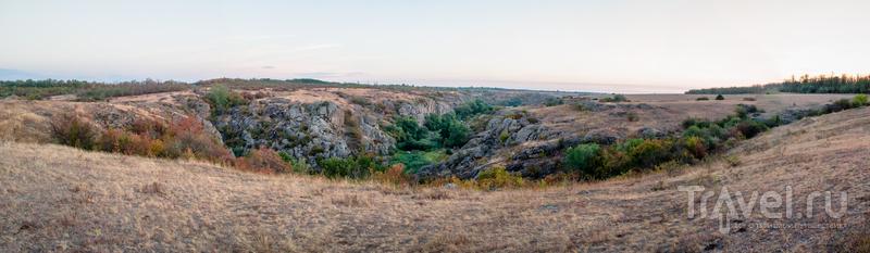 """""""Долина дьявола"""" - Актовский каньон / Украина"""